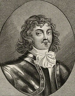 Henry Wilmot, 1st Earl of Rochester English diplomat