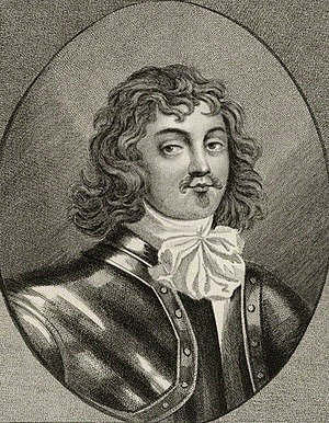 Henry Wilmot, 1st Earl of Rochester - The Earl of Rochester