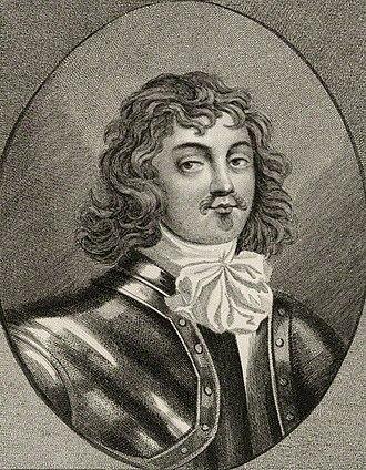 Henry Wilmot, 1st Earl of Rochester - The Earl of Rochester