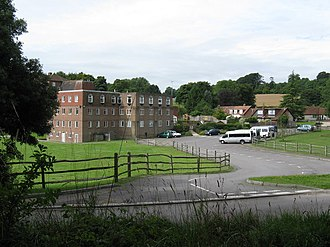 Windlesham - Image: Windlesham House School geograph.org.uk 1424129