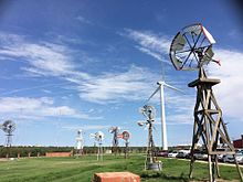 Windmills at the American Wind Power Center.jpg