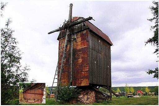Windmuehle Poelsfeld