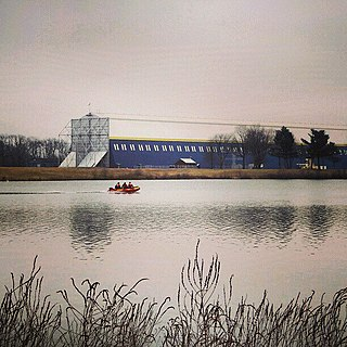 Wingfoot Lake Airship Hangar