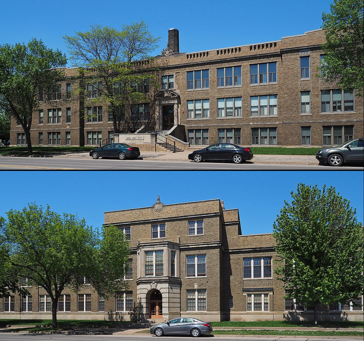 Middle School: Old Winona Middle School