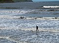 Wipeout - Surfers on North Bay, Scarborough - geograph.org.uk - 881550.jpg
