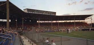 Jacksonville Jumbo Shrimp - Wolfson Park in 2002