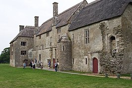Woodsford Castle