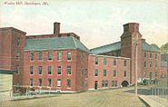 Woolen Mill, Skowhegan, ME