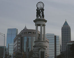 World Athletes Monument Atlanta December 2007.jpg