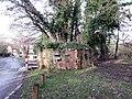 World War II pillbox by Dun Mill Lock, Hungerford 03.jpg