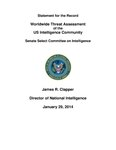 Worldwide Threat Assessment of the US Intelligence Community Unclassified 2014.pdf