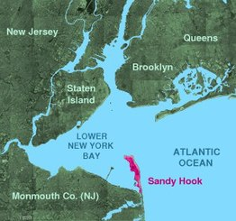 Sandy Hook Part Of The Gateway National Recreation Area
