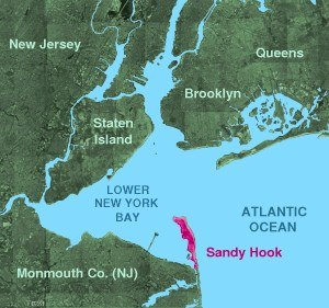 Sandy Hook - Sandy Hook, part of the Gateway National Recreation Area