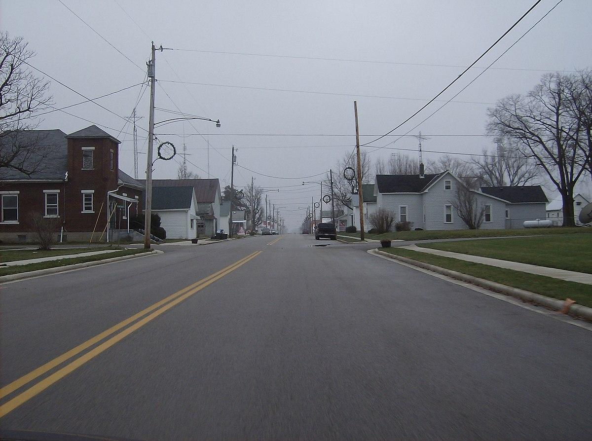 New Weston, Wikipedia - Ohio