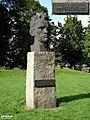 """Wrocław, Rzeźba """"Głowa robotnika"""" autorstwa Xawerego Dunikowskiego - fotopolska.eu (129113).jpg"""