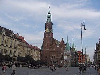Wrocław - ratusz