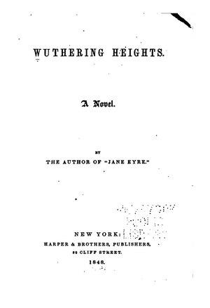 Wuthering Heights (Novel).djvu