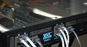XKL - XKL TOAD-2 on display at the Living Computer Museum in Seattle, Washington.