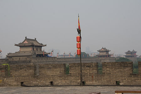 Xi'an - City wall - 010.jpg