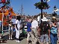 Yarmouth Quay during Old Gaffers Festival 2011 2.JPG