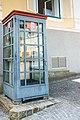 Ybbs Hauptplatz Telefonzelle.jpg