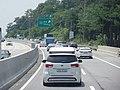 Yeongdong Expwy Munmak IC 1km Ahead(Incheon Dir).jpg