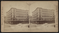 Young Man's Association building, winter, by A. W. Simon.png