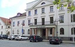Ystads nye rådhus (kommunehuse)