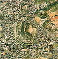 Yuduki Castle air.jpg