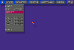 ZSNES Interface Windows.png