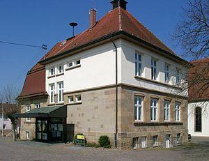 Zaberfeld - Image: Zaberfeld Rathaus 20070412