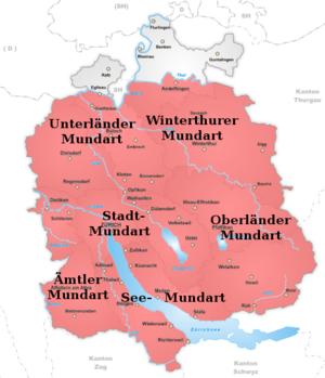 Zürich German