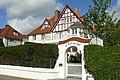 """""""Chiquita - La Butte aux noëls"""", drievoudige villa, Eugène Ysayelaan 13,15,17, 't Zoute (Knokke-Heist).JPG"""