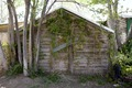 """Gone Fishing"" old shack, Seligman, Arizona LCCN2010630120.tif"