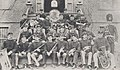 """""""Virginia Polytechnic Institute Cadet Band"""" from- Virginia Tech Bugle 1896 (page 96 crop).jpg"""