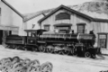 """X"" class steam locomotive 439, 4-8-2 type. ATLIB 257761.png"