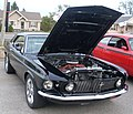 '70 Ford Mustang (Auto classique St-Lin-Laurentides '13).JPG