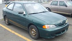'96 Hyundai Accent Hatch.JPG