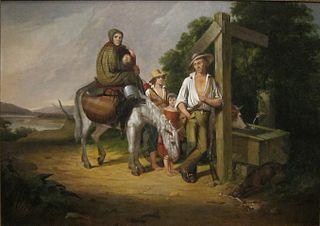 North Carolina Emigrants, Poor White Folk