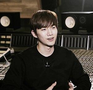 Lee Jun-ho (singer) - Jun-ho in 2015