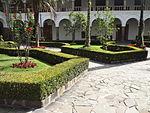 (Iglesia de San Francisco, Quito) Convento pic.ab09 interior courtyard.JPG