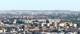 Usera,  Madrid, Spain