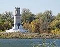 «Маяк» — памятник морякам Волжской военной флотилии у входа в Волго-Донской канал.jpg