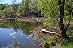 «Молодіжний» парк-пам'ятка садово-паркового мистецтва - озеро.jpg