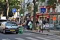 À Paris, dans le boulevard de Belleville, 2009.jpg