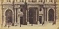 Édouard Baldus, The Façade of the Ground Floor of the Pavillon Sully, Louvre, Paris - Getty Museum.jpg