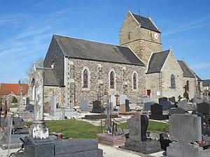 Église Saint-Pierre du Mesnil-Villeman