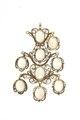 Örhänge från 1600-talet med opaler - Livrustkammaren - 97843.tif