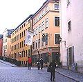 Österlånggatan Gyldene Freden mars 2007.JPG