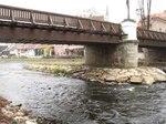 File:Český Krumlov, Lazebnický most.ogv